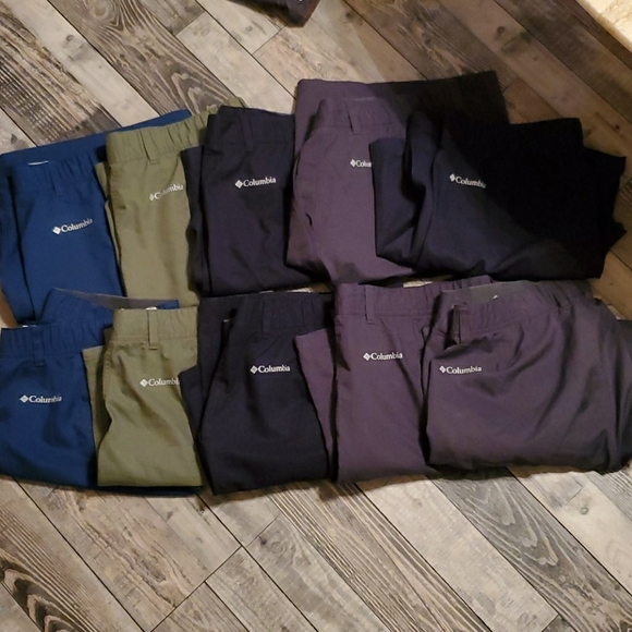 Columbia Other - 10 pairs of men columbia shorts